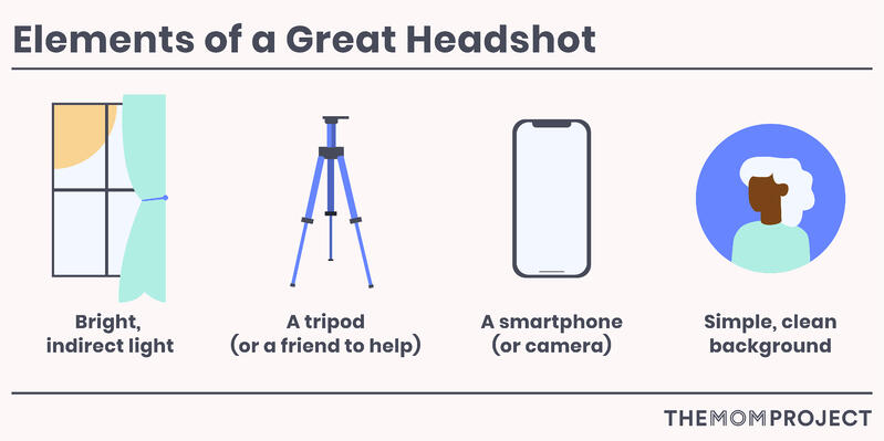 Elements of a great headshot