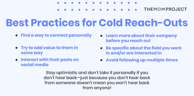 Cold Reach-out Best Practices