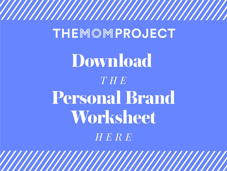 Download the Personal Brand Worksheet