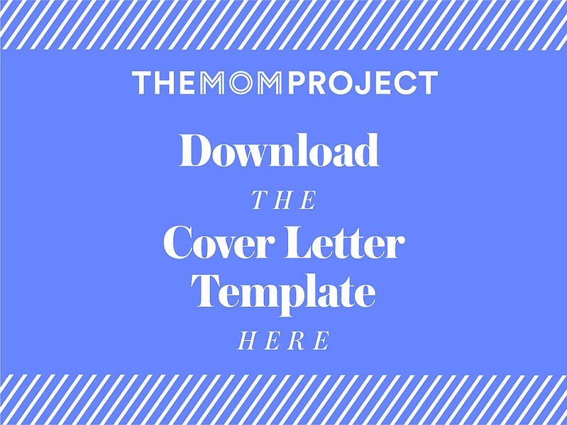 Download the Cover Letter Template Here