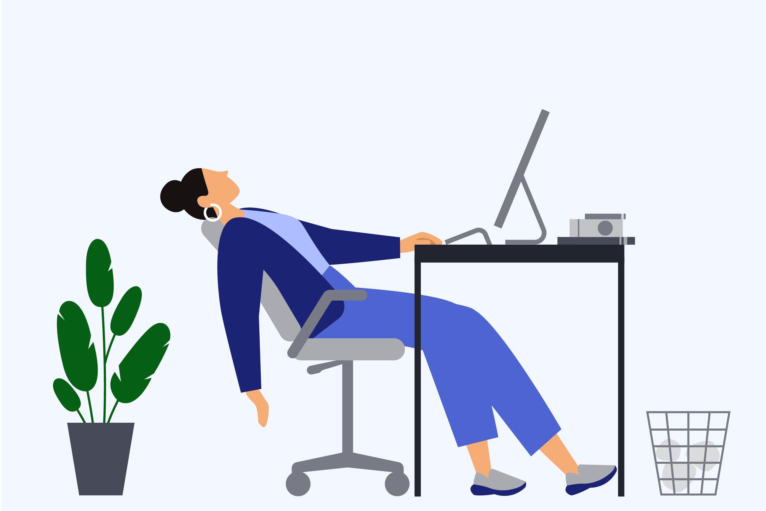 Tips for Avoiding Job-Search Burnout