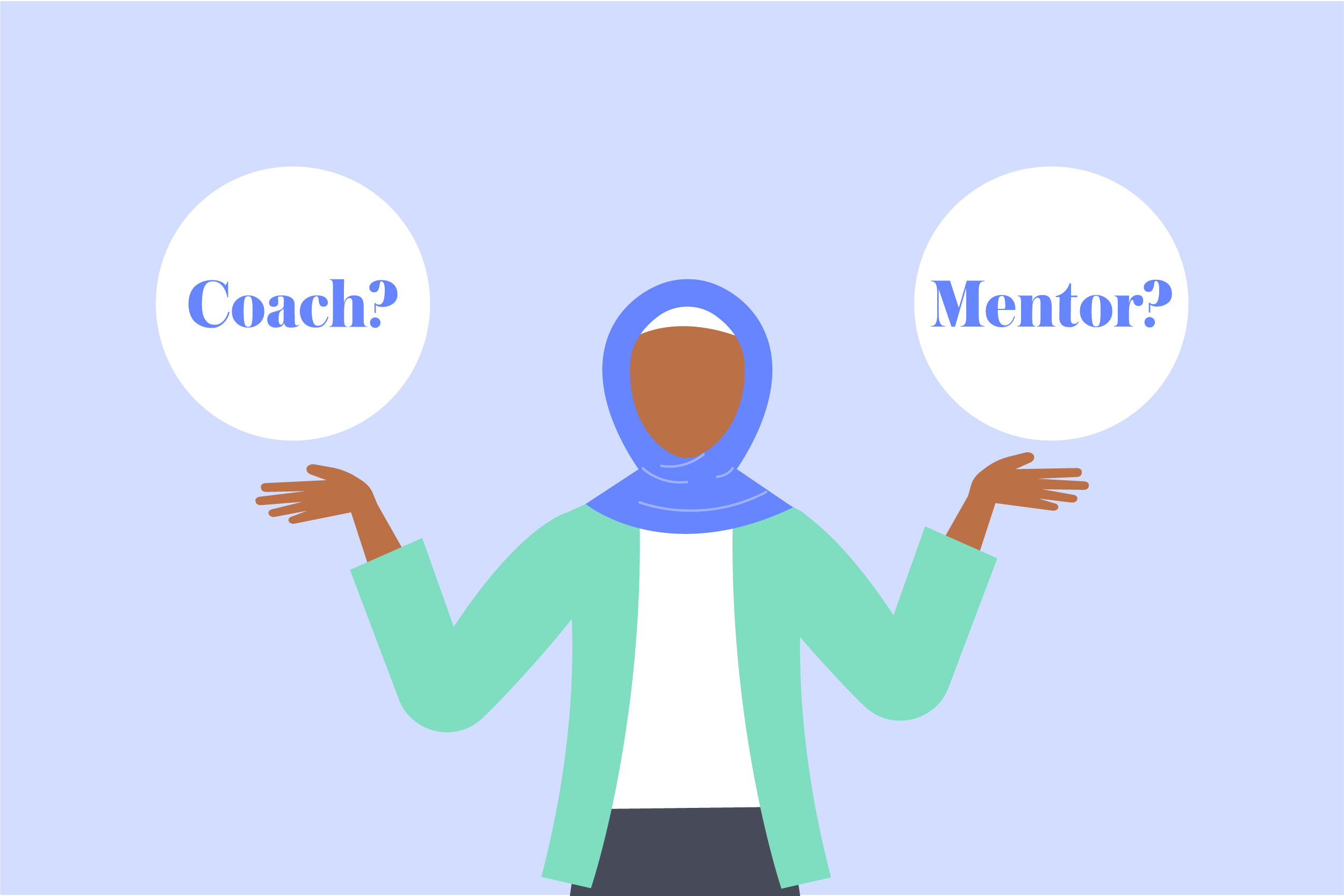 Career Coach, Mentor or Both?