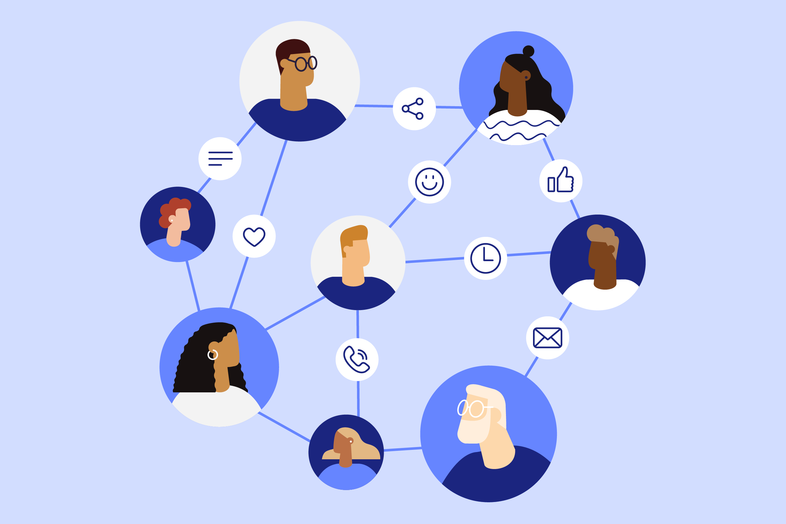 Staying In Touch With Your Network